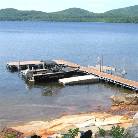 boat docks for sale docks lifts schroon lake marina