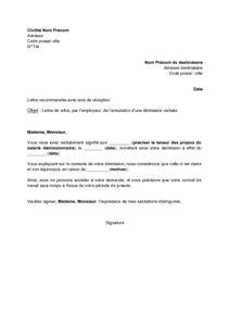 Exemple De Lettre De Démission En Période D Essai Exemple De Lettre De D 233 Mission Periode D Essai Covering Letter Exle
