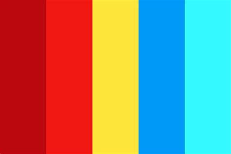 superman colors superman color palette