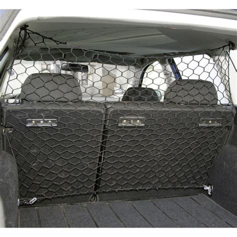 car barrier me my pet cat car safety net guard front back seat barrier mesh ebay