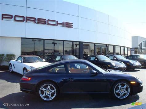 porsche midnight blue 2006 midnight blue metallic porsche 911 carrera coupe