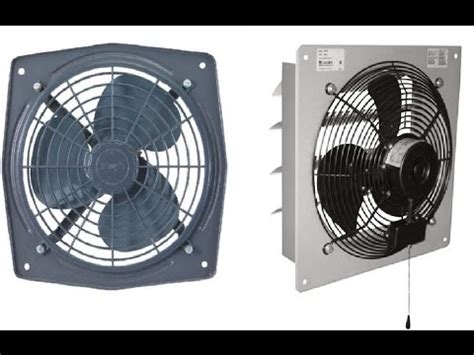 2 way exhaust fan kitchen exhaust fan