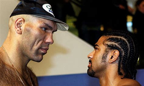 david haye could be heavyweight attraction if he topples
