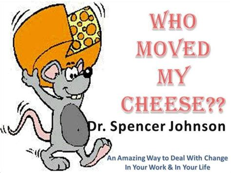 book report on who moved my cheese who moved my cheese book review authorstream