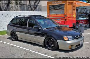 Stanced Subaru Outback Slammed Subaru Outback Gearhead