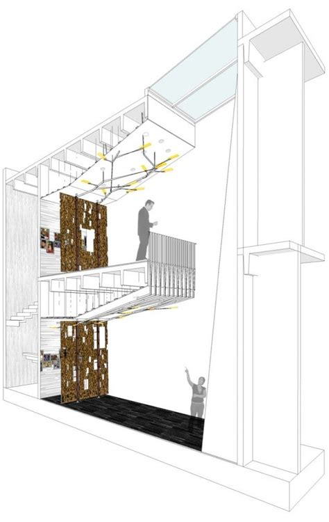 ltl section 482 best images about architectural graphics on pinterest