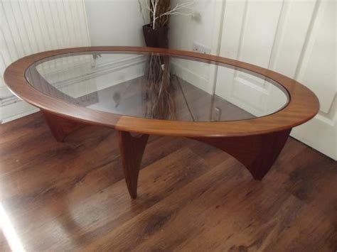retro g plan oval astro coffee table walsall walsall