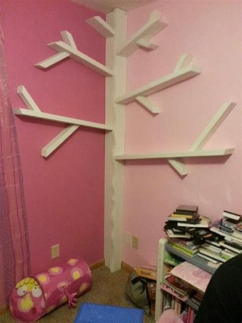 tree bookshelf blueprints plans diy free outside