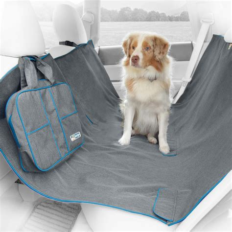 kurgo car seat covers for dogs kurgo hammock gray car seat cover petco