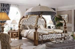 Canopy Bed Dubai Italian Rococo Luxury Bedroom Furniture Dubai