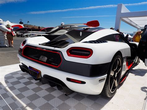2015 Pebble Koenigsegg One 1 Courtesy Of Michelin