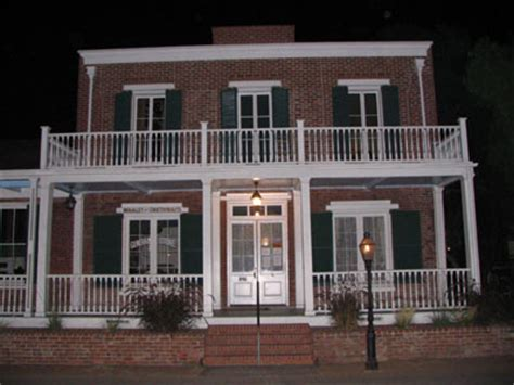 haunted house in san diego the paranormalistics the whaley house in san diego