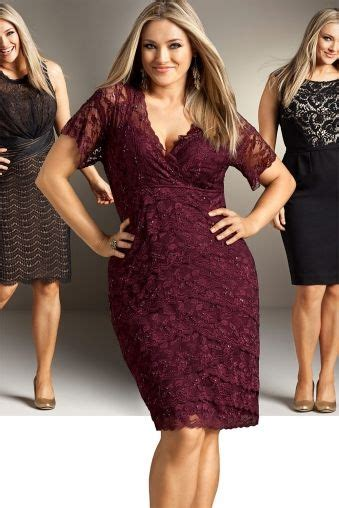 Sara272 Dress pin by avenue chic accessories ms elegance on beyoutiful curvy
