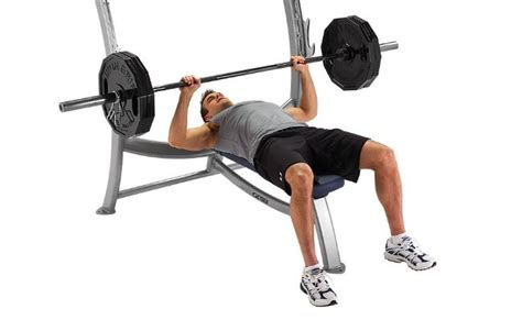 simple bench press 5 simple dumbbell exercises for major muscle groups