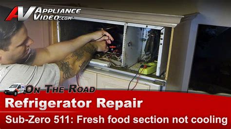 Iglooplay Cool Not Cold by Sub Zero Refrigerator Not Cooling Diagnostic Compressor