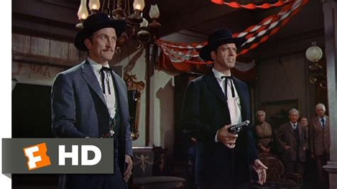 Watch Gunfight O K Corral 1957 Gunfight At The O K Corral 5 9 Movie Clip In A Charitable Mood 1957 Hd Youtube