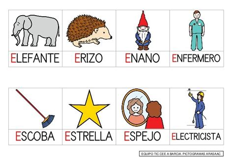 palabras e imagenes con la letra z 3000 palabras con e material para maestros planeaciones