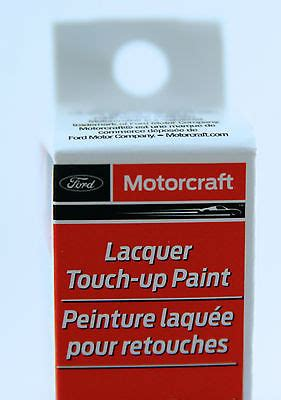 ford lincoln touch up paint sterling gray metallic paint code uj w clear coat