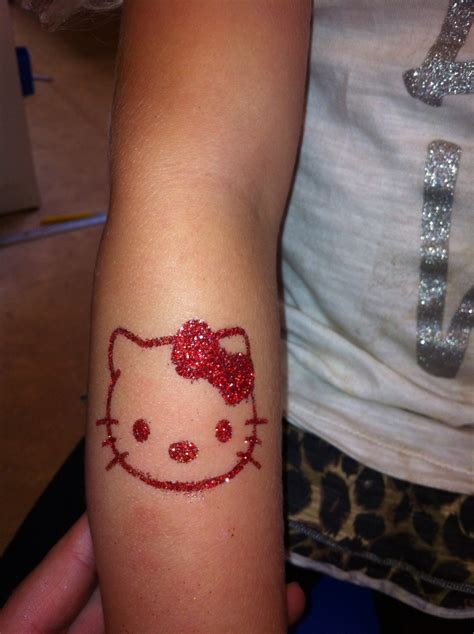 17 best images about on glitter tattoos