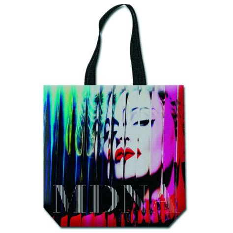 Name Madonnas Bag by Sparkle Home And Gifts Madonna Tote Bag Mdna