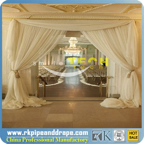 pipe and drape online aluminum telescopic pipe and drape online for sale rk is