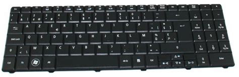 Keyboard Laptop Acer Aspire 5241 5332 5516 5517 5532 5534 5541 Acer Toetsenbord Keyboard Acer Aspire 5241 5332 5516 5517
