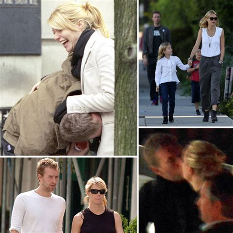 Gwyneth Paltrow And Chris Martin Pictures Popsugar Celebrity