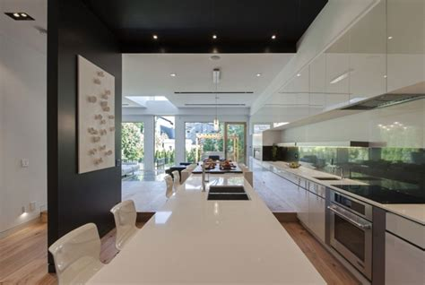 contemporary house interior home design