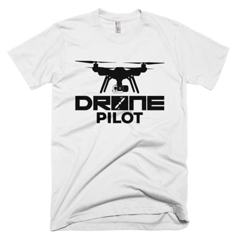 most comfortable white t shirts gopro drone pilot t shirt white gopro fanatics
