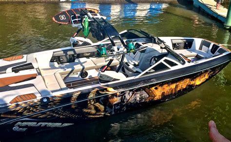 nautique boat wraps boat wraps vinyl boat wraps wake graphics