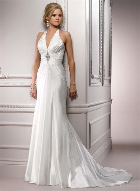 Court Wedding Dress by Satin Wedding Dress With Court Sang Maestro