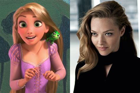 amanda seyfried tangled 25 dream casting choices for disney classics
