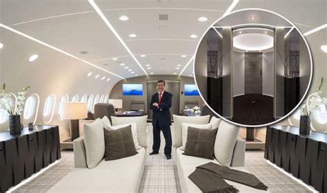 private plane bathroom pimp my plane explore the luxury private jet conversions travel news travel