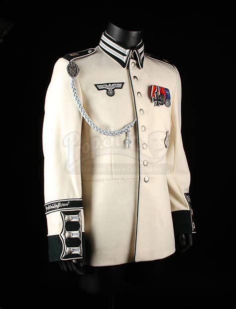 Ds Jaket White pvt fredrick zollers daniel bruhl white premiere jacket