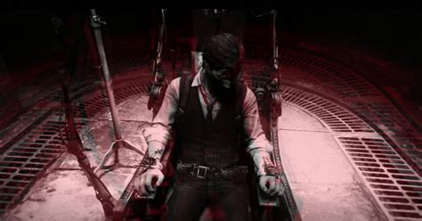 Gaming Chair For Ps3 The Evil Within Gameplay Opening 45 Minutes Cramgaming Com