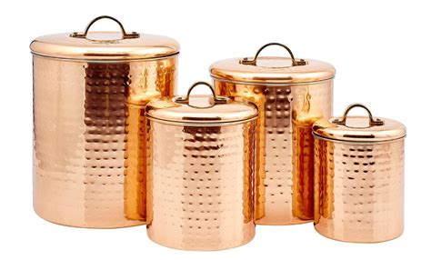 copper kitchen canisters copper kitchen decor guide the 36th avenue