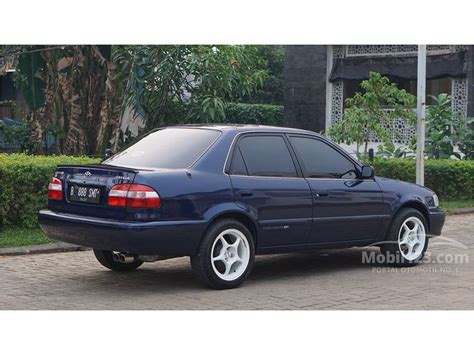 Mobil Toyota Corolla Seg 18mt jual mobil toyota corolla 2000 xli 1 8 di dki jakarta