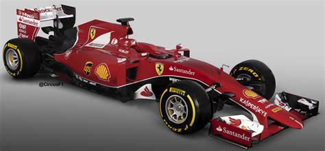 Ferrari F1 by F1 2015 Ferrari Sf15 T Foto Video E Commenti Della