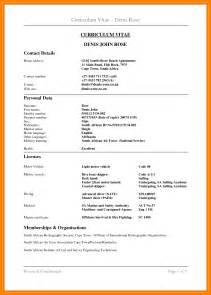 100  [ Resume V Cv ]   Resume Vs Curriculum Vitae Free