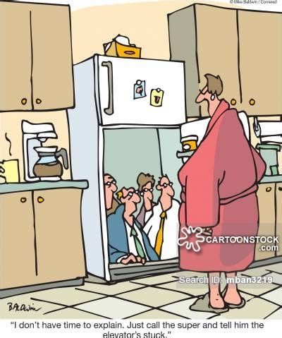 Fridge Cartoons and Comics   funny pictures from CartoonStock