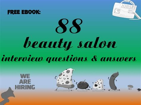 top 10 salon questions with answers