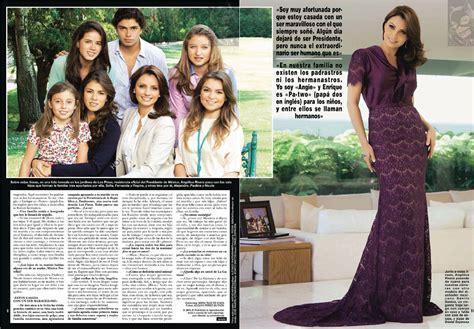 imagenes revista hola angelica rivera x r i s t o lunes 1 de julio de 2013