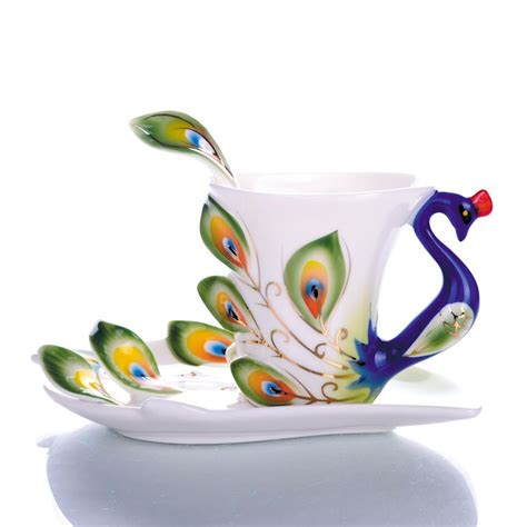 Peacock Coffee 20 best peacock coffee cup images on coffee