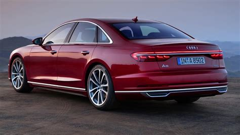 The New Audi A8 2018 by 2018 Audi A8 Sedan