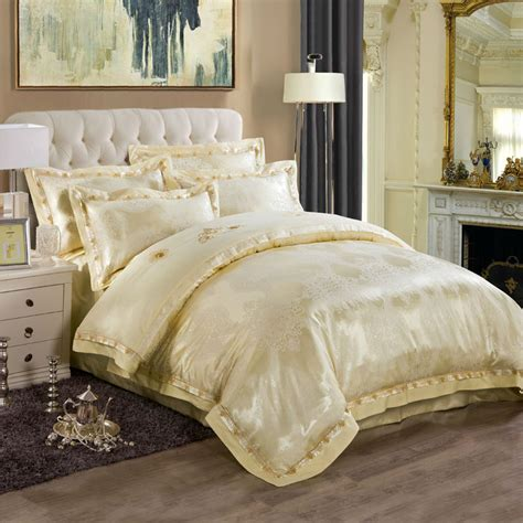 high end king size bedroom sets high end noble style bedding sets chinese retro print silk