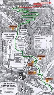 havasupai trail map bg