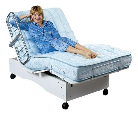 full size hospital bed the new valiant full size electric hospital bed