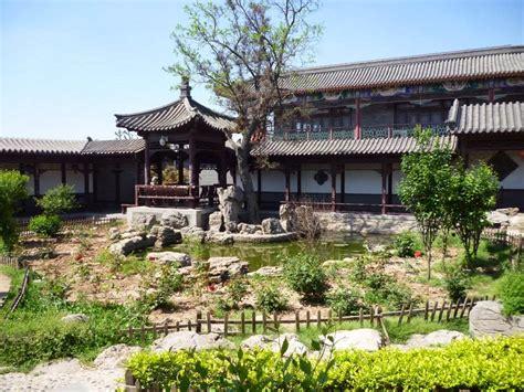 giardini cinesi tianjin un giardino privato in un antica abitazione di