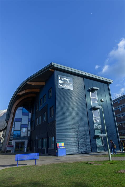Henley Business School Mba Open Day by Survey On Understanding The Architecture And Henley
