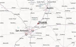gruene weather forecast